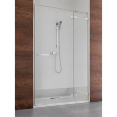 Душевая дверь Radaway Euphoria DWJ правая (1300х2000 мм) профиль хром глянцевый/стекло прозрачное 383017-01R