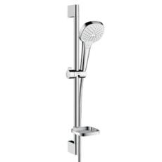 Душевой набор Hansgrohe Croma Select E Vario (белый/хром) 26586400
