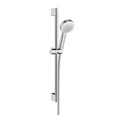 Душевой набор Hansgrohe Crometta 100 1jet (белый/хром) 26652400