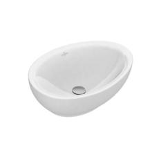 Раковина накладная Villeroy & Boch Aveo New Generation 4132 60 R2 (413260R2 Star White CeramicPlus) (595х440 мм)