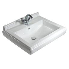 Раковина Villeroy & Boch Hommage 7101 75 R2 (710175R2 Star White CeramicPlus) (750х580 мм)