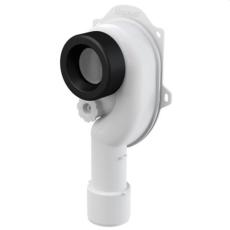 Сифон для писсуара AlcaPlast A45C (белый)