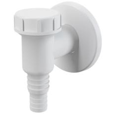 Сифон для стиральной/посудомоечной машины AlcaPlast APS2 (белый)