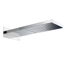 Верхний душ Bossini Manhattan I00570.030 (200х500 мм) хром глянцевый, с каскадом