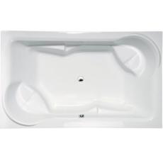 Ванна акриловая Alpen Duo 200х120 (европейский белый, 16111)