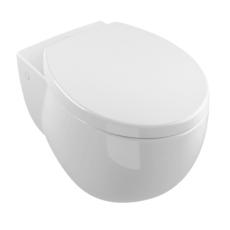 Унитаз подвесной Villeroy & Boch Aveo New Generation 6612 10 R2 (661210R2 Star White CeramicPlus)