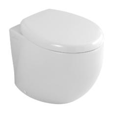 Унитаз приставной Villeroy & Boch Aveo New Generation 6613 10 R1 (661310R1 CeramicPlus)