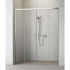 Душевая дверь Radaway IDEA DWD (2000х2005 мм) профиль хром глянцевый/стекло прозрачное 387120-01-01