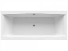 Ванна акриловая Alpen Vesta 180х80 (белоснежный, AVP0036)