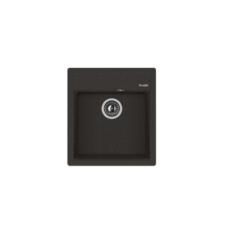 Мойка Florentina Липси-460 черный (20.280.B0460.102), 460х510мм