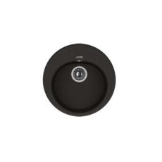 Мойка Florentina Лотос-510 черный (20.290.B0510.102), 510х510мм
