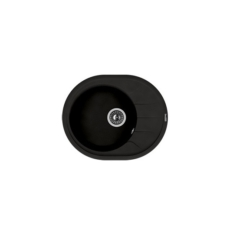 Мойка Florentina Родос-620 черный (20.245.B0620.102), 620х500мм