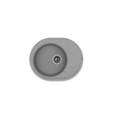 Мойка Florentina Родос-620 грей (20.245.B0620.105), 620х500мм