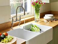 Кухонные мойки керамические