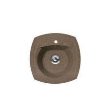 Мойка Florentina Корсика коричневый (20.105.B0510.105), 510х510мм
