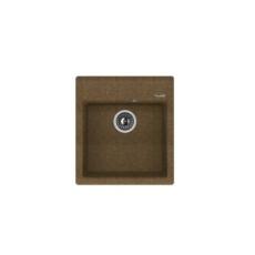Мойка Florentina Липси-460 коричневый (20.280.B0460.105), 460х510мм