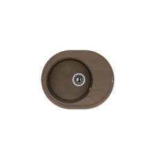 Мойка Florentina Родос-620 коричневый (20.245.B0620.105), 620х500мм