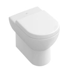 Унитаз приставной Villeroy & Boch Subway 6607 10 R1 (660710R1) CeramicPlus