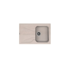 Мойка Florentina Гаттинара-780 песочный (20.255.B0780.107), 780х510мм