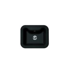 Мойка Florentina Крит-630 черный (20.110.D0630.102), 630х510мм
