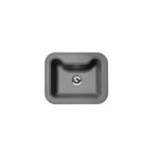 Мойка Florentina Крит-630 грей (20.110.D0630.305), 630х510мм