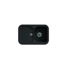 Мойка Florentina Крит-780 черный (20.170.D0780.102), 780х510мм