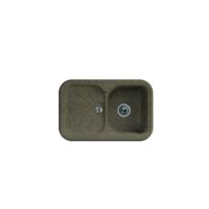 Мойка Florentina Крит-780 коричневый (20.170.D0780.105), 780х510мм