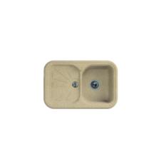 Мойка Florentina Крит-780 песочный (20.170.D0780.107), 780х510мм