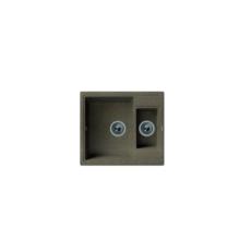 Мойка Florentina Липси-580К коричневый (20.210.D0580.105), 580х510мм
