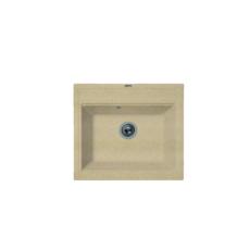 Мойка Florentina Липси-600 песочный (20.120.D0600.107), 600х520мм