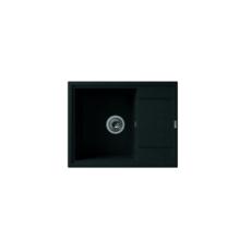 Мойка Florentina Липси-650 черный (20.125.C0650.102), 650х510мм