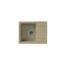 Мойка Florentina Липси-650 песочный (20.125.C0650.107), 650х510мм