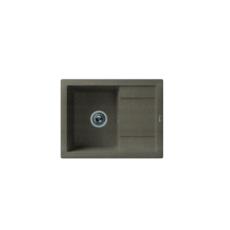 Мойка Florentina Липси-660 коричневый (20.155.C0660.105), 660х510мм