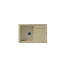 Мойка Florentina Липси-760 песочный (20.160.D0760.107), 760х510мм