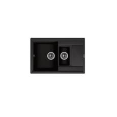 Мойка Florentina Липси-780К антрацит (20.250.D0780.302), 780х510мм