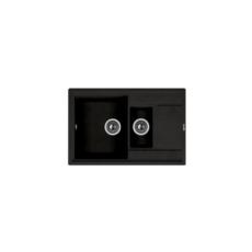 Мойка Florentina Липси-780К черный (20.250.D0780.102), 780х510мм