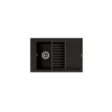 Мойка Florentina Липси-780Р черный (20.275.D0780.102), 780х510мм