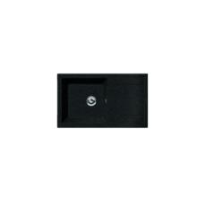 Мойка Florentina Липси-860 черный (20.130.D0860.102), 860х510мм