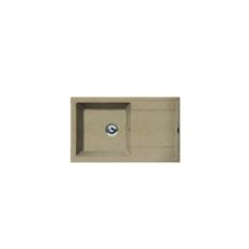 Мойка Florentina Липси-860 песочный (20.130.D0860.107), 860х510мм