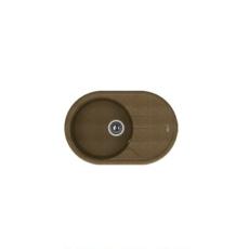 Мойка Florentina Лотос-780 коричневый (20.295.С0780.105), 780х510мм