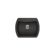 Мойка Florentina Нире-630 черный (20.215.D0630.102), 630х510мм