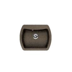 Мойка Florentina Нире-630 коричневый (20.215.D0630.105), 630х510мм