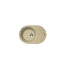 Мойка Florentina Родос-760 песочный (20.140.D0760.107), 760х510мм