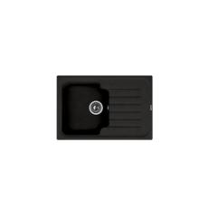Мойка Florentina Таис-760 черный (20.260.B0760.102), 760х510мм
