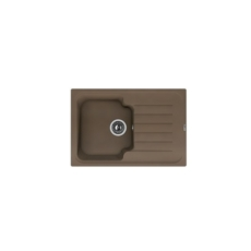 Мойка Florentina Таис-760 коричневый (20.260.B0760.105), 760х510мм