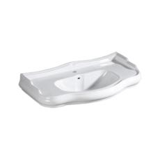 Раковина Kerasan Retro 105001 (1000х545 мм) белая