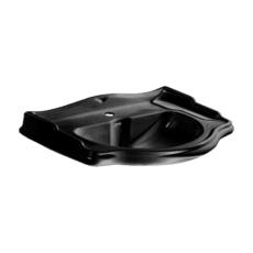 Раковина Kerasan Retro 105004 (1000х545 мм) черная