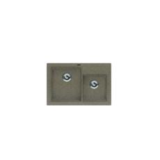 Мойка Florentina Касси-780 коричневый (20.230.Е0780.105), 780х510мм