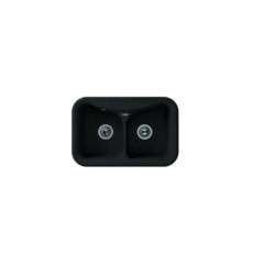 Мойка Florentina Крит-780А черный (20.175.E0780.102), 780х510мм