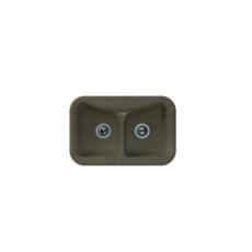 Мойка Florentina Крит-780А коричневый (20.175.E0780.105), 780х510мм
